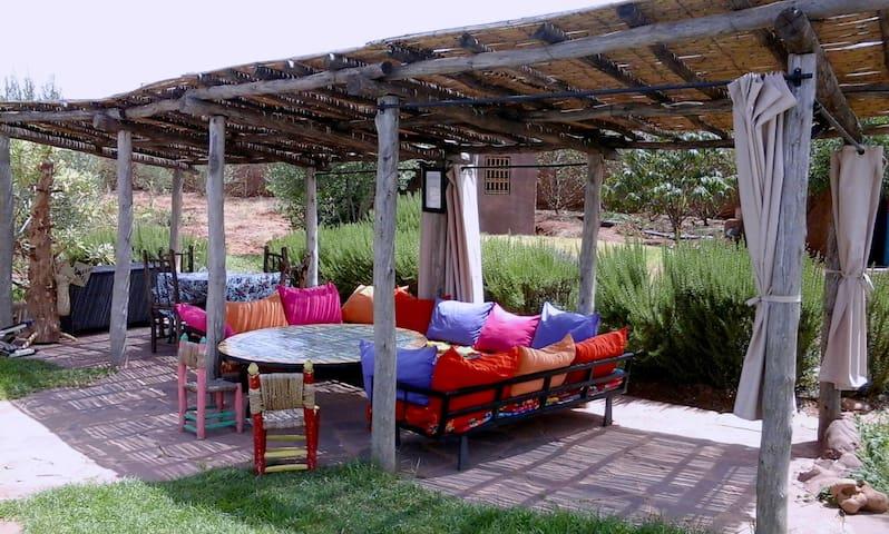 LISE 32€ par nuit par personne - Marrakesh - Prázdninový dům