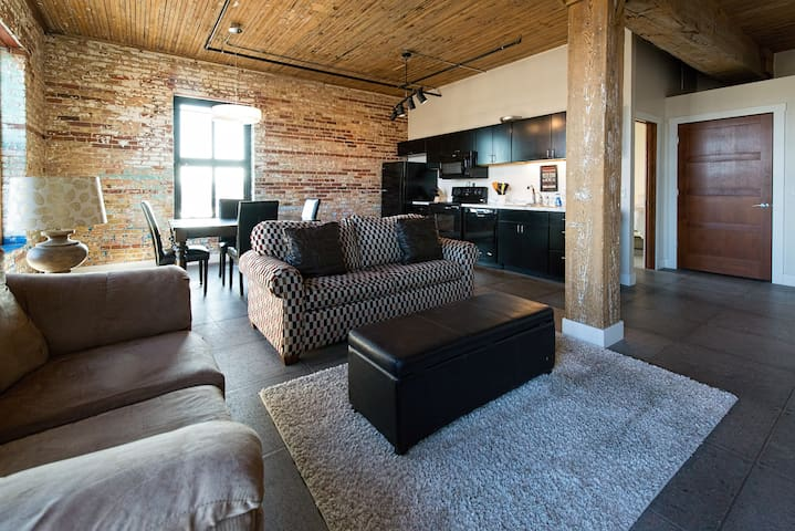 The Sawmill Executive Loft