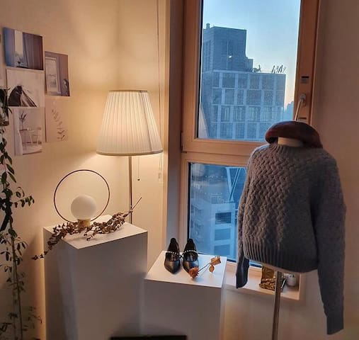 [Dongdaemun private cozy Loft stuido#1]