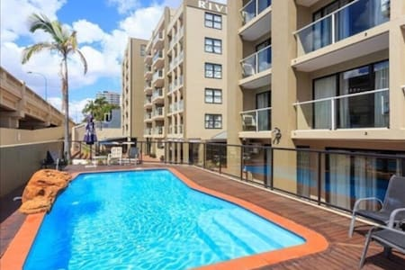 Centrally located in Brisbane. - 사우스 브리즈번(South Brisbane) - 아파트