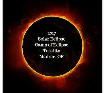 Camp of Eclipse Totality Tent Space 4 - Madras - Other