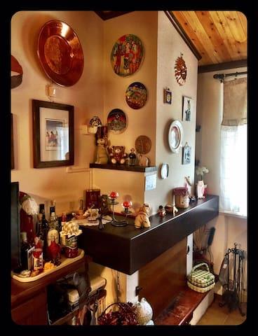 Bellissimo appartamentino di montagna / Cottage - Castel di Sangro - House