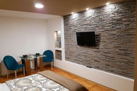 Woodstone luxury apartment