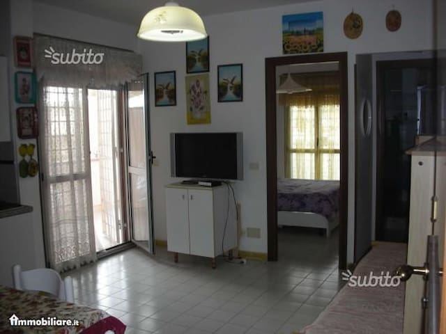 Grazioso Appartamento - Marina di Ardea - Leilighet