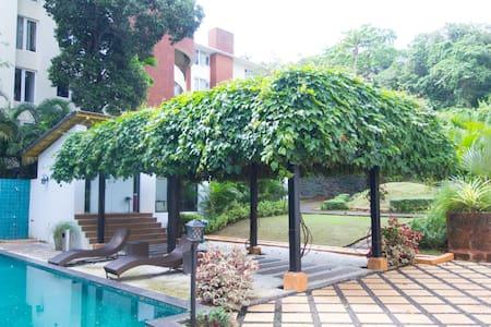 North Goa Luxury Apartment near Candolim