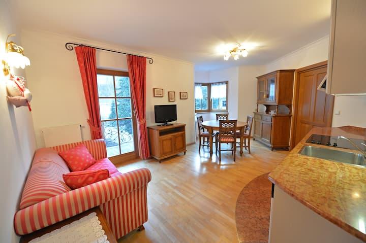 118C - Elegante appartamento trilocale in centro
