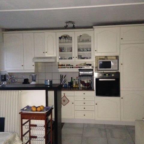 Chambre privée/15mn champs Elysées - houilles - Appartement