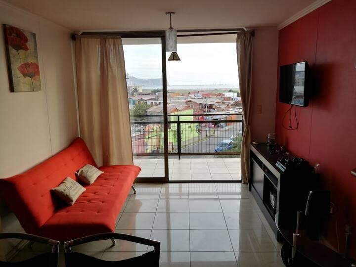 3 bedroom Chinchorro apartment