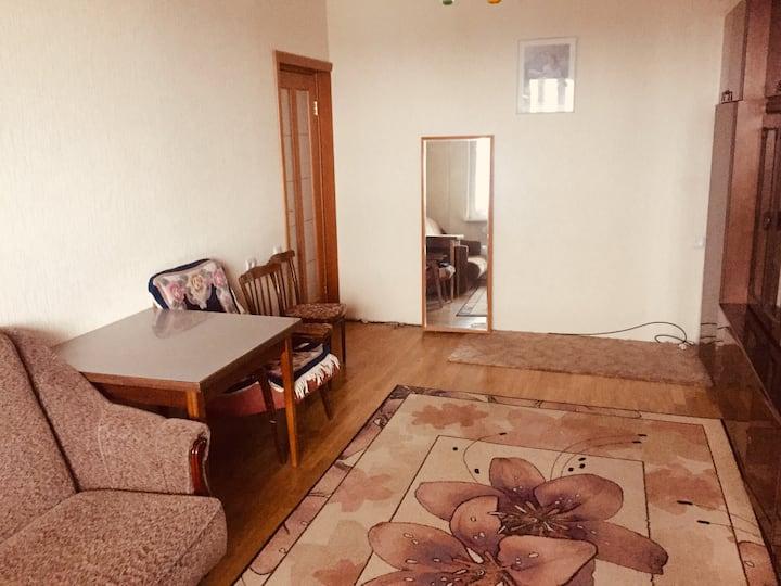 Отличная большая и уютная квартира
