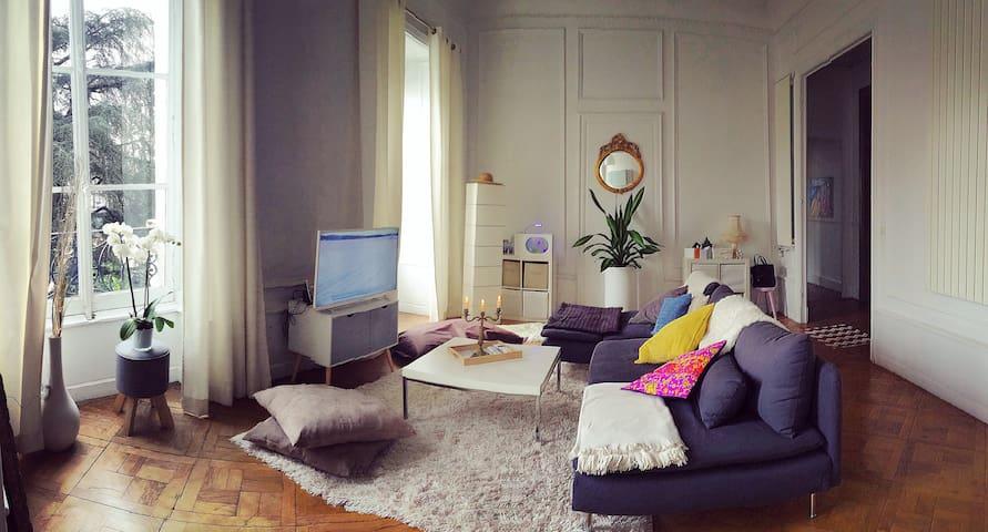Chambre privée dans bel appartement à Bayonne - Bayonne - Flat