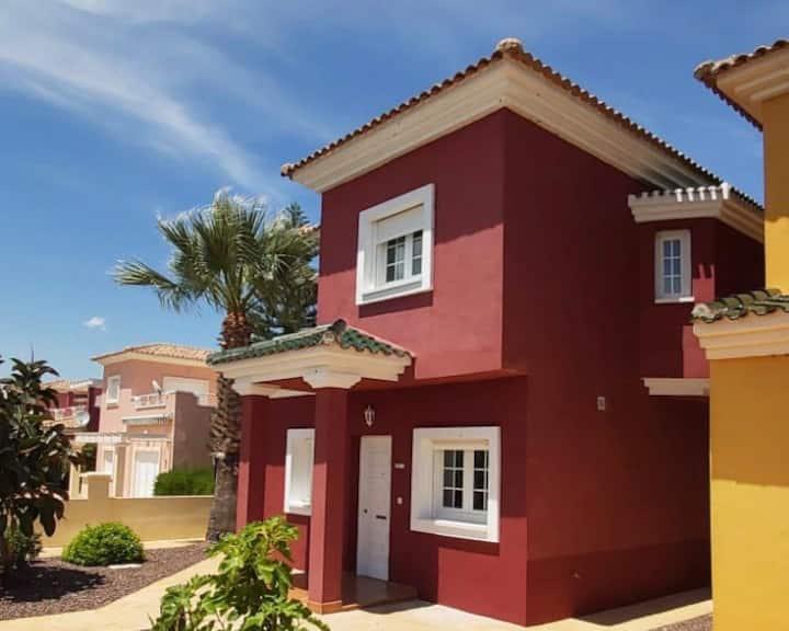 Villa Alsoma. Banos Y Mendigo