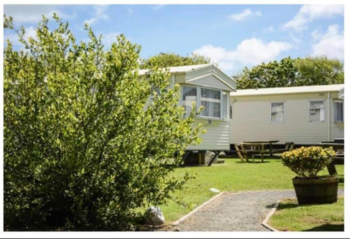 Coastal Arazona Caravan Holiday in Cornwall