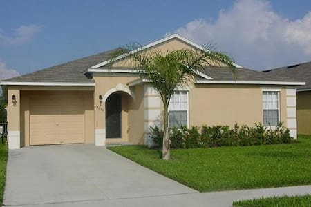 5 BR Villa with Pool/Spa/GameRoom (vhb#39) - Clermont