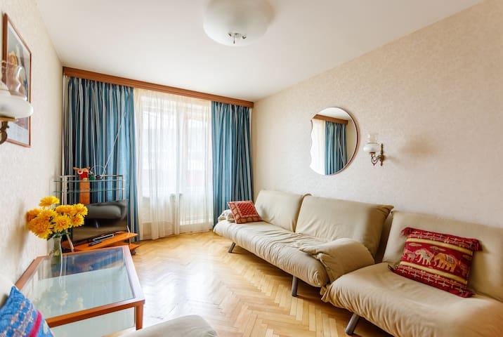 2 rooms flat