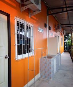 ห้องพัก Jai Sabai @แม่อาย เปิดใหม่ - Tambon Malika - Hus