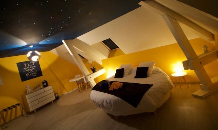 La Vallée des Rêves - Chambre 1001 étoiles