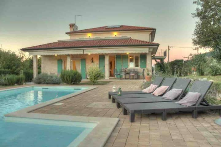 Villa Lara Rovinj with heated pool
