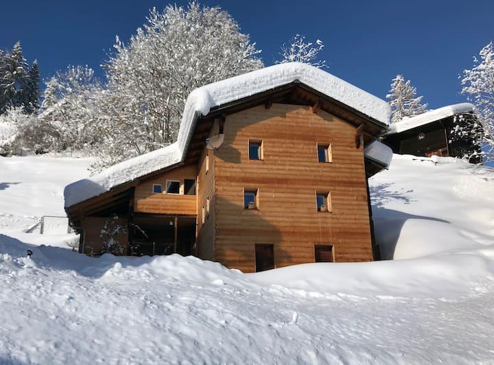Gästehaus Hirschfarm, Safiental, Graubünden