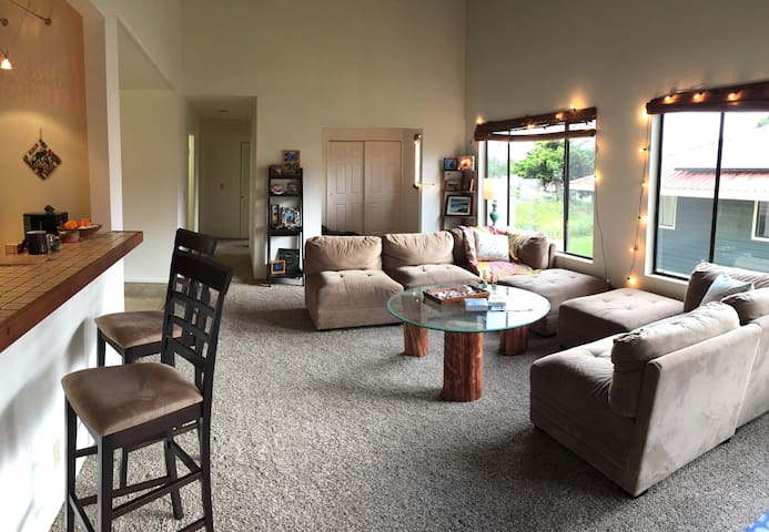 Lovely spacious home 2 Bdrm 2 bath - Waimea - Casa
