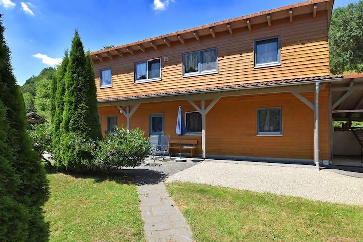 Maison de vacances spacieuse à Kellerwal avec terrasse