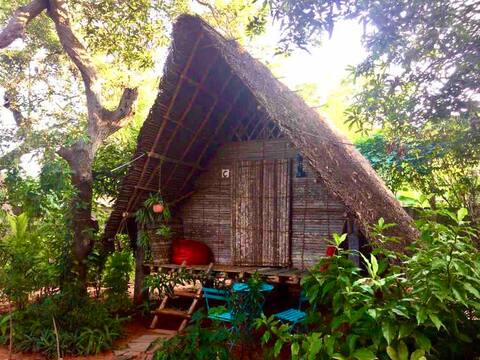 Lemon Tree Hut -Near Auroville