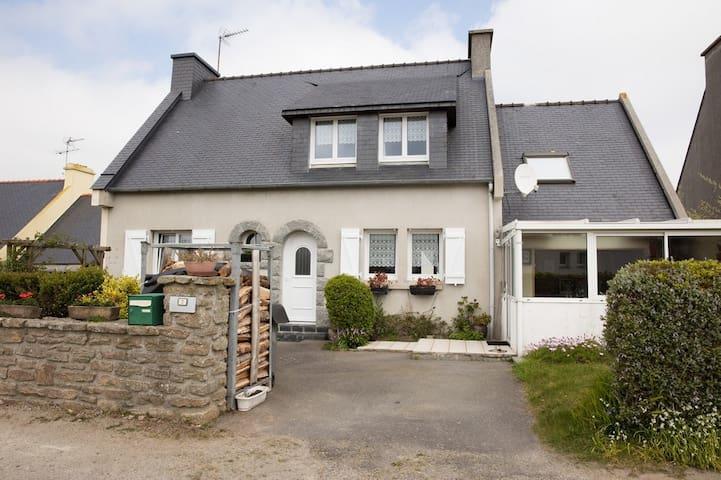 Ma petite maison en Nord-Finistère