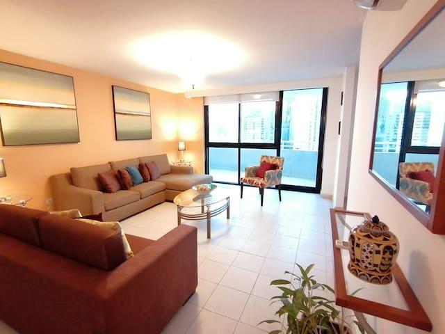 Family Apartment in Panama City