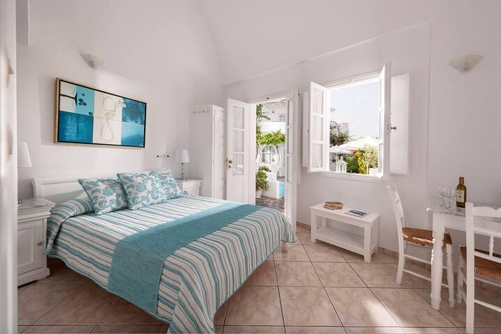 Double Room with Garden View - Imerovigli - Lägenhet