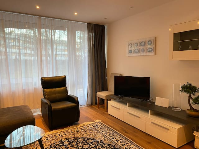 Apartment 20 minutes from the Airport and MUNICH