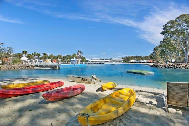 Charming Island Escape Gold Coast