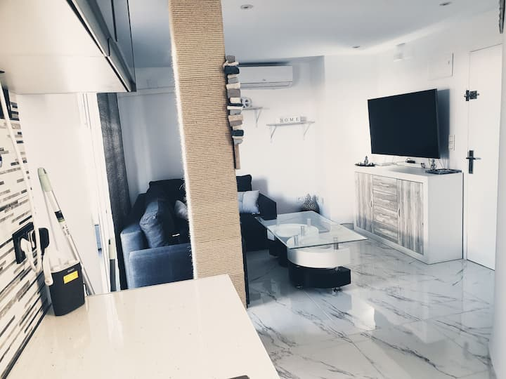 Lovely Beachside apartment in Torrevieja