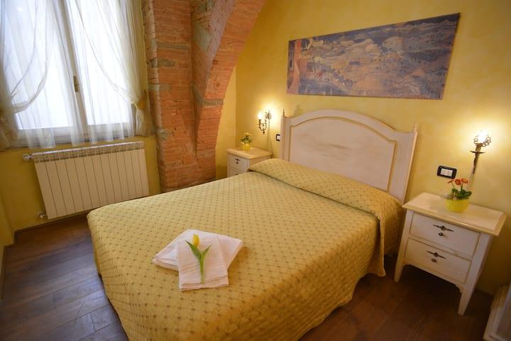 B&B Casa Tintori - Habitación Amarilla