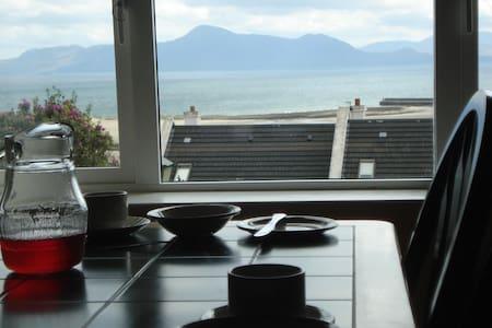 Stunning view on Wild Atlantic Way, Hotel adjacent - Mallaranny