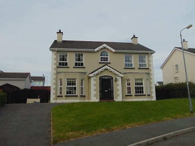 Luxury stay at The Rectory, Fahan, Co. Donegal