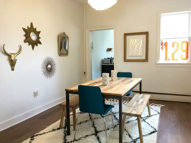 Yasss kween, you want to stay here! - Hudson - Apartamento