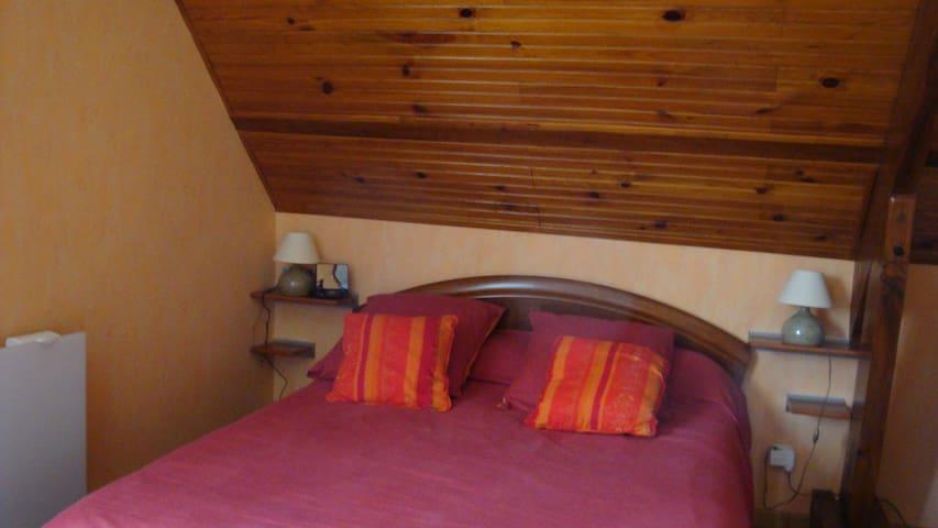 Grande maison conviviale - Бурж - Дом