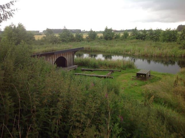 Shelter på Margueritruten - Brønderslev