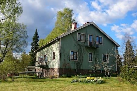 Huone omakotitalossa - Jämsä - Casa