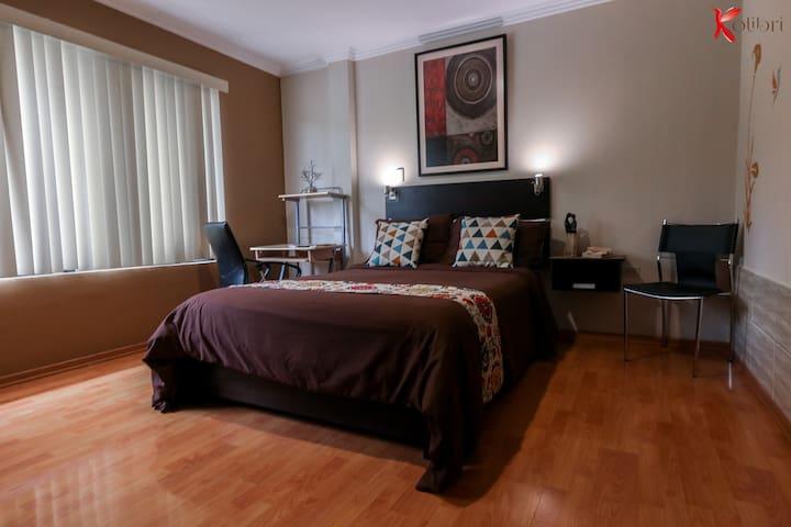 Hostal Kolibri B&B Habitacion Doble Deluxe