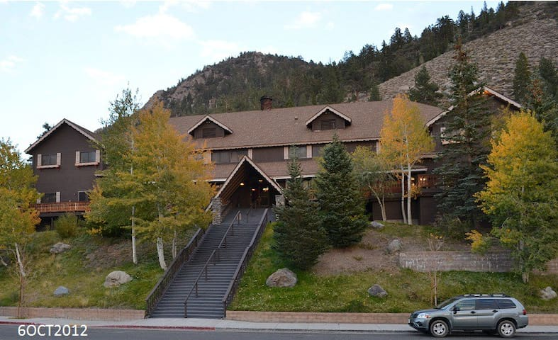 Timeshare/Heidelberg Inn/ Beautiful June Lake - June Lake - Appartement
