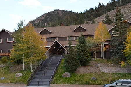 Timeshare/Heidelberg Inn/ Beautiful June Lake - June Lake - 公寓