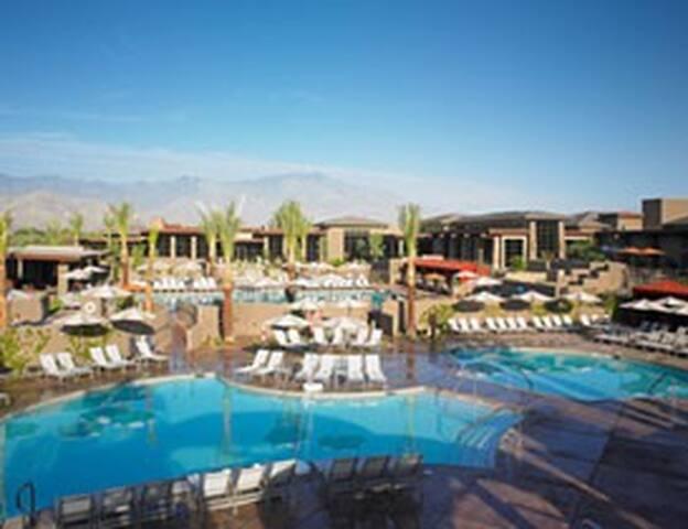 Westin Desert Willows Villas: Coachella 2018, #1
