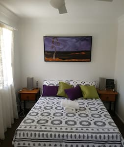 Close to theme park 1 bedroom retreat - Upper Coomera - Wohnung