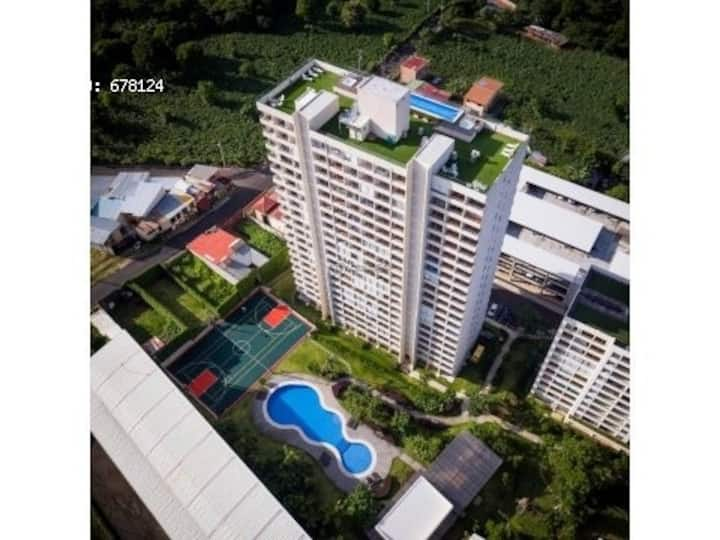 777H2 Condo -  Private Room and Bath  Near SJO
