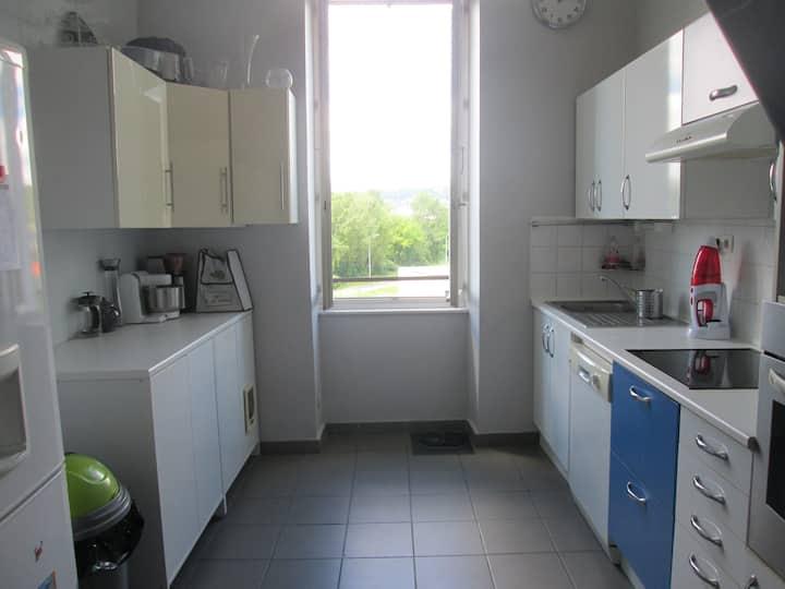 Appartement 3 pièces, mezzanine