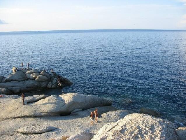 "Isola d'Elba Capo S.Andrea mono X2p ""Mandorlo"" - Zanca - Apartment"