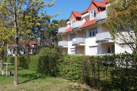 Traumhafte Ferienwohnung Bad Saarow! Schönste Ecke - Bad Saarow - Lakás
