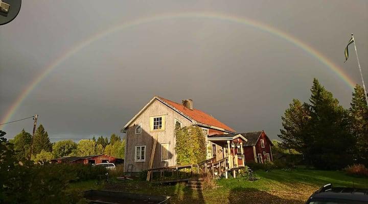Enkelhetens Hus Sverige Jämtland