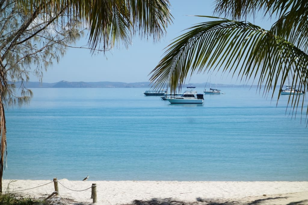 Great Keppel Island. The perfect day trip. Return transfers from $55
