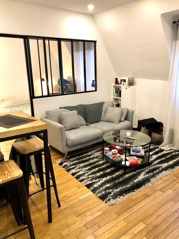 Magnifique appartement à Boulogne-Billancourt